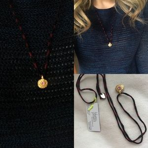 NWT anthropologie Bluma project necklace $98